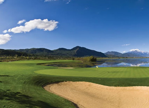 Lijiang Ancient Town International Golf Club